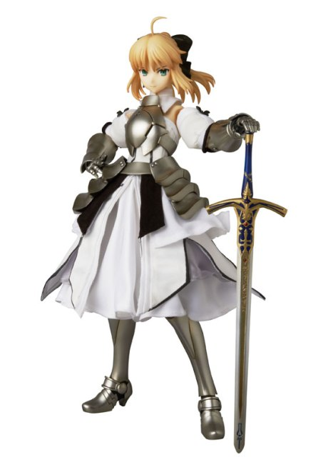 Saber Lily RAH - FateStay Night - Real Action Heroes #669 - 16 Pre-Painted Action Figure