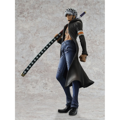 Trafalgar Law Ver.2 - One Piece - Excellent Model - Portrait Of Pirates Sailing Again - 18 Pre-Painted Figure 2