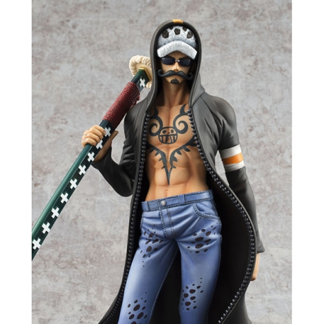 Trafalgar Law Ver.2 - One Piece - Excellent Model - Portrait Of Pirates Sailing Again - 18 Pre-Painted Figure 5