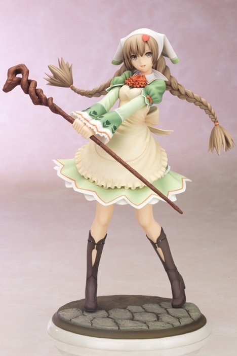Amil Manaflare - Shining Blade - 18 Pre-Painted Figure 2