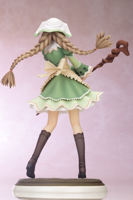 Amil Manaflare - Shining Blade - 18 Pre-Painted Figure 3
