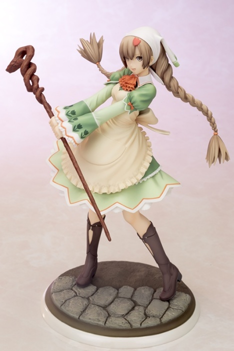 Amil Manaflare - Shining Blade - 18 Pre-Painted Figure 4