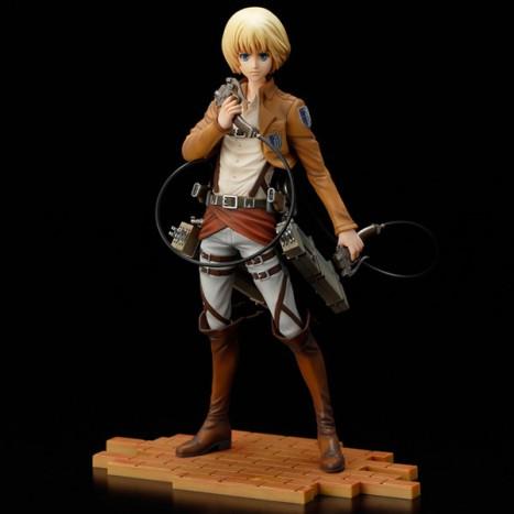 Armin Arlert - Shingeki no Kyojin - BRAVE-ACT - 18 Pre-Painted Figure 2