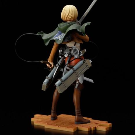 Armin Arlert - Shingeki no Kyojin - BRAVE-ACT - 18 Pre-Painted Figure 3