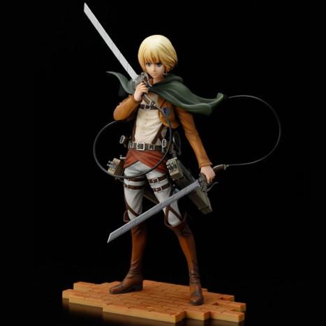 Armin Arlert - Shingeki no Kyojin - BRAVE-ACT - 18 Pre-Painted Figure 5