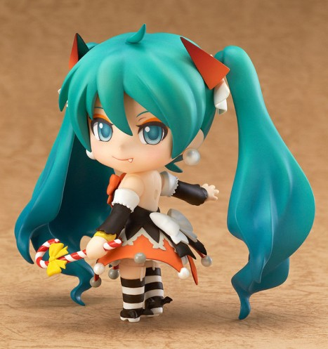 Hatsune Miku Halloween ver. - Vocaloid - Nendoroid #448 - Pre-Painted Figure 2
