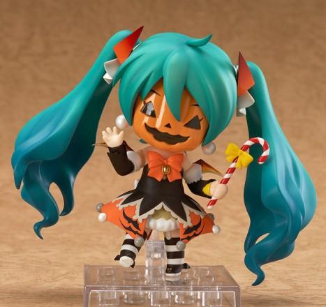 Hatsune Miku Halloween ver. - Vocaloid - Nendoroid #448 - Pre-Painted Figure 3
