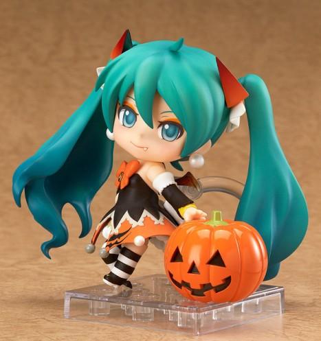 Hatsune Miku Halloween ver. - Vocaloid - Nendoroid #448 - Pre-Painted Figure 5