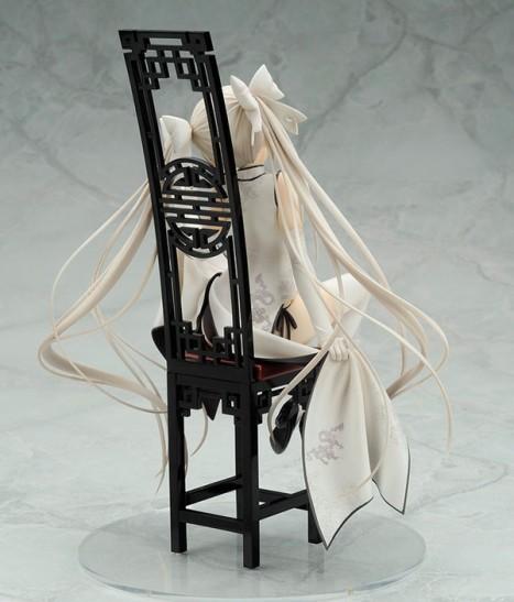 Kasugano Sora - China Dress ver. - Haruka na Sora - Yosuga no Sora - 17 Pre-Painted Figure 4