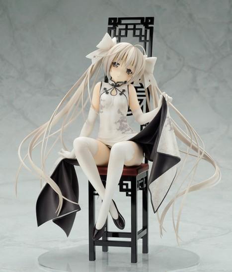 Kasugano Sora - China Dress ver. - Haruka na Sora - Yosuga no Sora - 17 Pre-Painted Figure 5