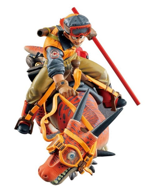 Son Goku - Dragon Ball Kai - Desktop Real McCoy 01 Pre-Painted Figure 3