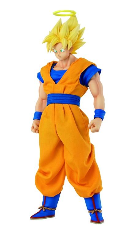 Son Goku SSJ - Dragon Ball Z - Dimension of Dragonball 18 Pre-Painted Figure 2