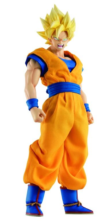 Son Goku SSJ - Dragon Ball Z - Dimension of Dragonball 18 Pre-Painted Figure 3