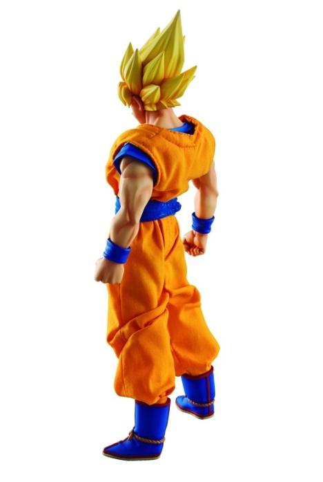 Son Goku SSJ - Dragon Ball Z - Dimension of Dragonball 18 Pre-Painted Figure 4