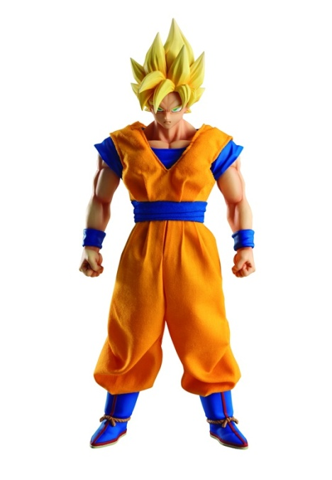 Son Goku SSJ - Dragon Ball Z - Dimension of Dragonball 18 Pre-Painted Figure 5
