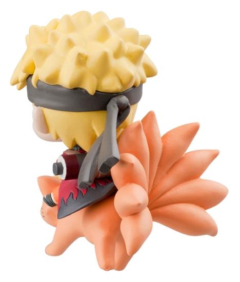Uzumaki Naruto Sage - Naruto Shippuuden - Petit Chara Land MegaHobby 2013 Exclusive Spring Pre-Painted Figure 4