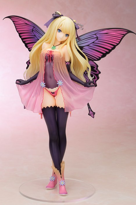 Annabel - Fairy Garden - 4-Leaves - Tony's Heroine Collection - 16 Pre-Painted Figure 2