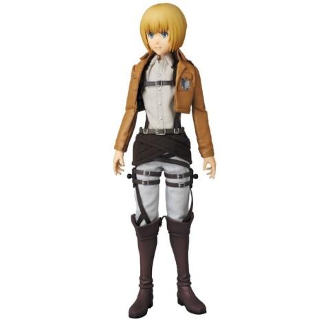 Armin Arlert - RAH - Shingeki no Kyojin - Real Action Heroes #676 - 16 Pre-Painted Action Figure 2