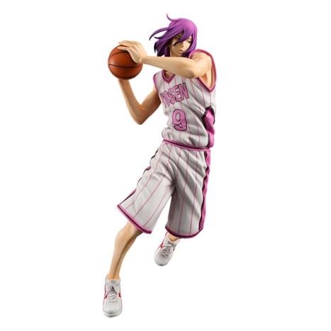 Murasakibara Atsushi - Kuroko no Basket - Kuroko no Basket Figure Series Pre-Painted Figure 2