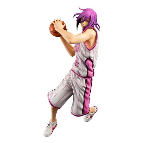 Murasakibara Atsushi - Kuroko no Basket - Kuroko no Basket Figure Series Pre-Painted Figure 4
