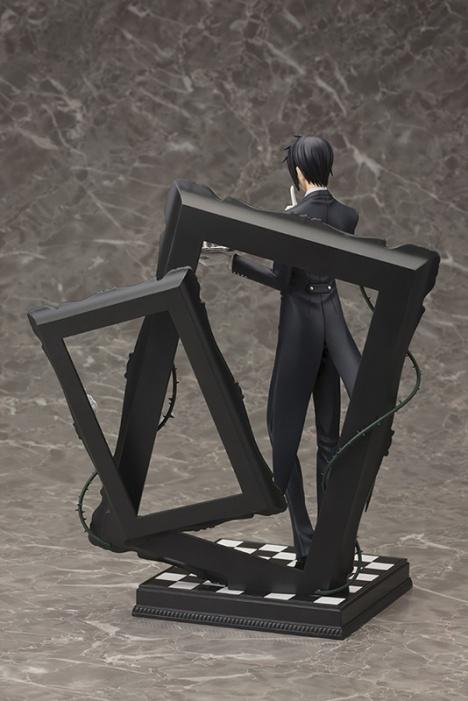 Sebastian Michaelis - ARTFX J - Kuroshitsuji ~Book of Circus~ - 18 Pre-Painted Figure 3