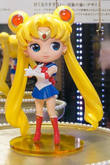 Bishoujo Senshi Sailor Moon - Sailor Moon - Girls Memories - Q Posket (Banpresto)
