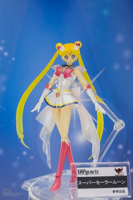 Bishoujo Senshi Sailor Moon - Super Sailor Moon - S.H.Figuarts (Bandai)