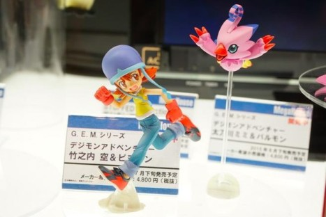 Digimon Adventure - Piyomon - Takenouchi Sora - G.E.M. - 110 (MegaHouse)