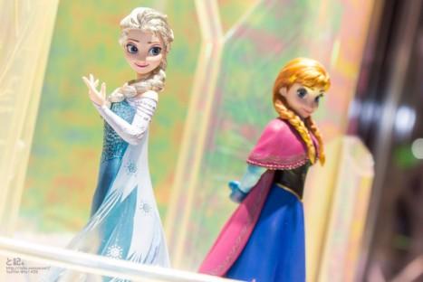Frozen - Anna and Elsa - Figuarts ZERO (Bandai)