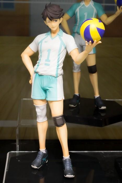 Haikyuu!! - Oikawa Tooru - DXF Figure - Haikyuu!! DXF Figure Vol.7 - (Banpresto)