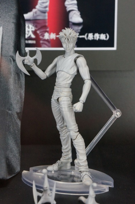 Kiseijuu - Izumi Shinichi - Migi - Super Action Statue (Medicos Entertainment)