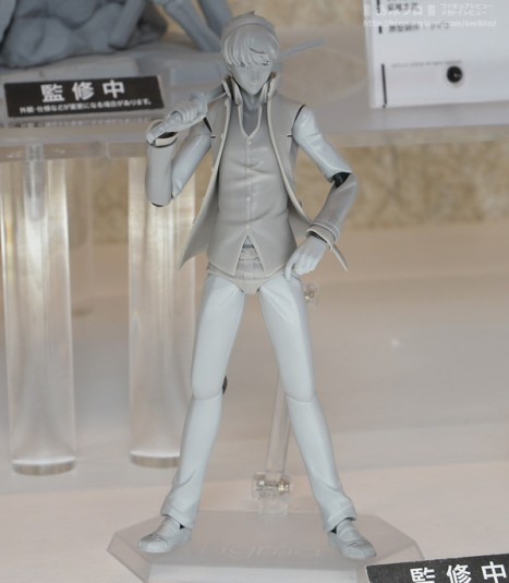 Persona 4 The Ultimax Ultra Suplex Hold - Shujinkou - Figma (Max Factory)