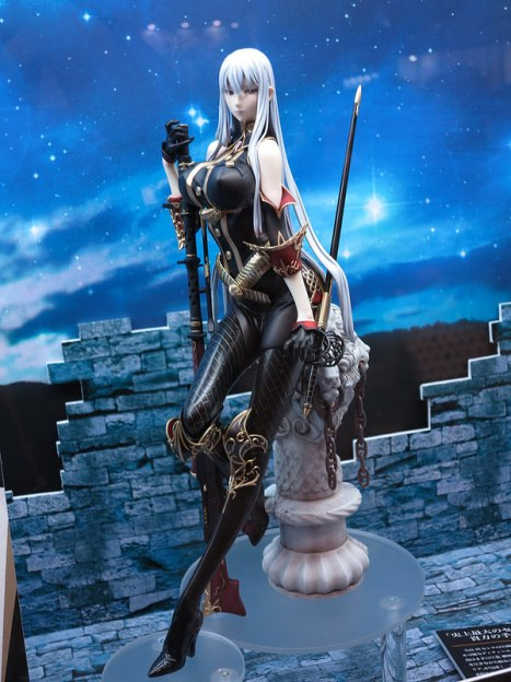 Senjou no Valkyria Gallian Chronicles - Selvaria Bles - CharaGumin - 14 (Volks)