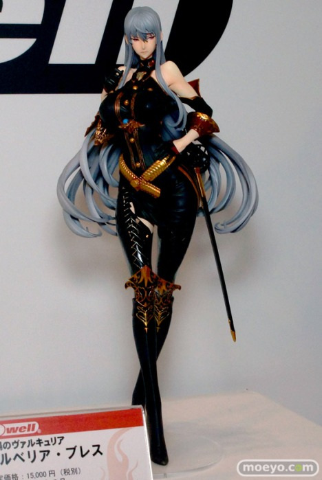 Senjou no Valkyria Gallian Chronicles - Selvaria Bles - Dwell - 17 (Vertex)