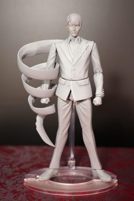 Tokyo Ghoul - Tsukiyama Shuu - Super Action Statue (Medicos Entertainment)