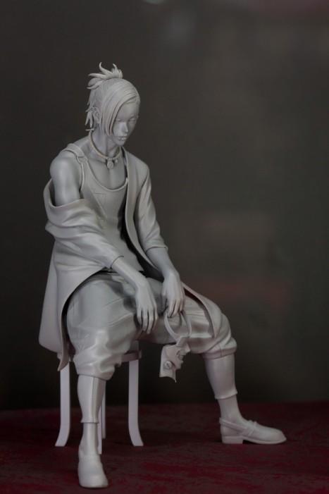 Tokyo Ghoul - Uta - Statue Legend (Di molto bene)