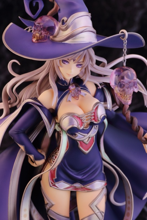Aludra - Chain Chronicle - 18 Pre-Painted Figure 5