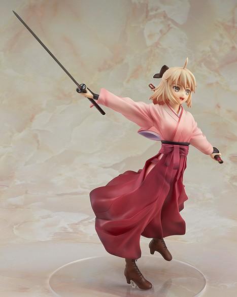 Sakura Saber - Koha-Ace - 18 Pre-Painted Figure 2