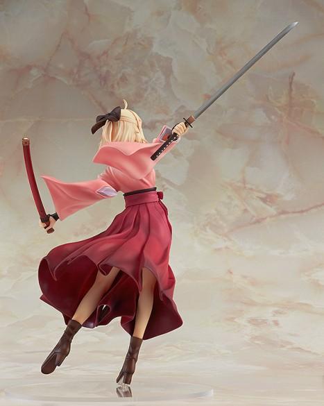 Sakura Saber - Koha-Ace - 18 Pre-Painted Figure 3