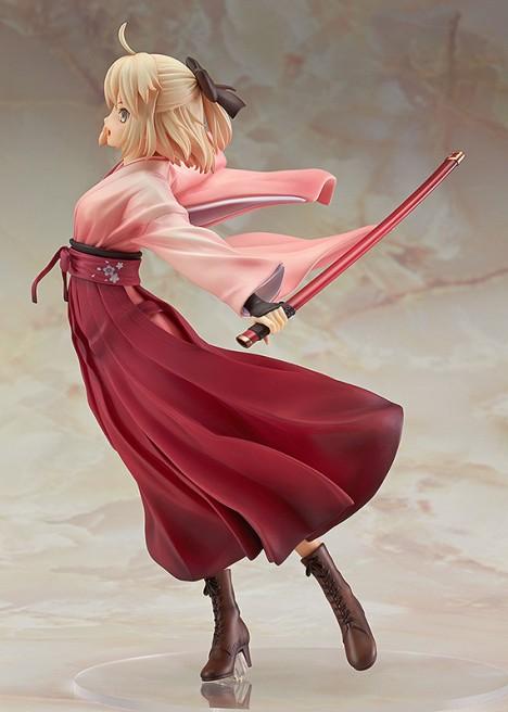 Sakura Saber - Koha-Ace - 18 Pre-Painted Figure 4