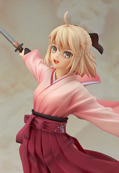 Sakura Saber - Koha-Ace - 18 Pre-Painted Figure 5
