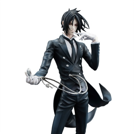 Sebastian Michaelis - Kuroshitsuji ~Book of Circus~ - G.E.M. - 18 Pre-Painted Figure 2