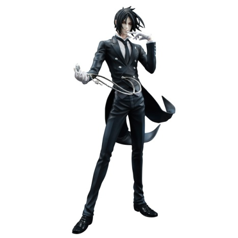Sebastian Michaelis - Kuroshitsuji ~Book of Circus~ - G.E.M. - 18 Pre-Painted Figure 3