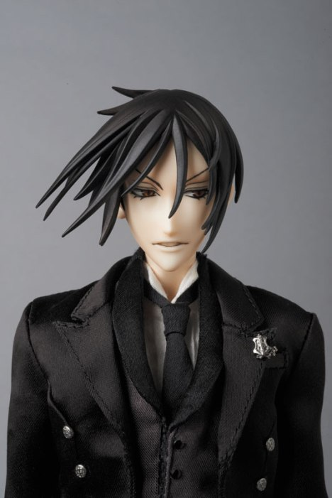 Sebastian Michaelis - Kuroshitsuji ~Book of Circus~ - Real Action Heroes #689 - 16 Pre-Painted Action Figure 3