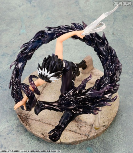 Hiei - Yu Yu Hakusho - 18 Pre-Painted Figure 4