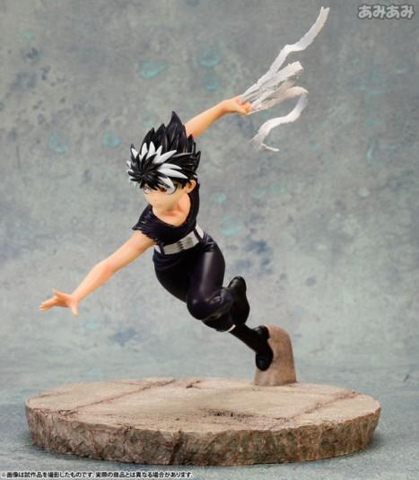 Hiei - Yu Yu Hakusho - 18 Pre-Painted Figure 5