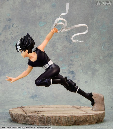 Hiei - Yu Yu Hakusho - 18 Pre-Painted Figure 6