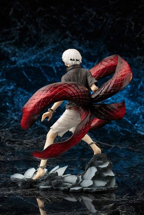 Kaneki Ken - Tokyo Ghoul - ARTFX J  - Awakened ver. - 18 Pre-Painted Figure 2
