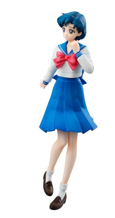 Mizuno Ami - Bishoujo Senshi Sailor Moon - Sekai Seifuku Sakusen - 110 Pre-Painted Figure 2