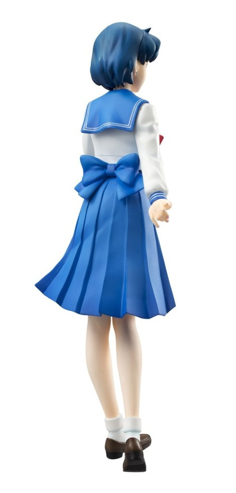 Mizuno Ami - Bishoujo Senshi Sailor Moon - Sekai Seifuku Sakusen - 110 Pre-Painted Figure 3